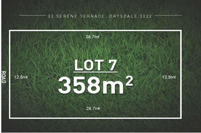 LOT 7/32 Serene Terrace, Drysdale VIC 3222