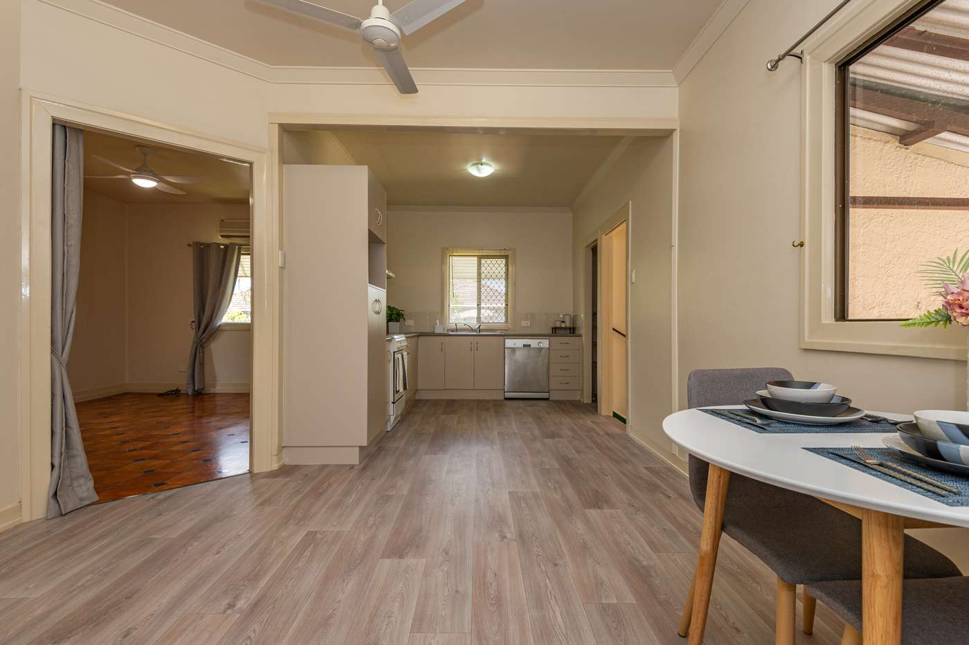 Main view of Homely house listing, 35 Hurst Street, Walkervale, QLD 4670