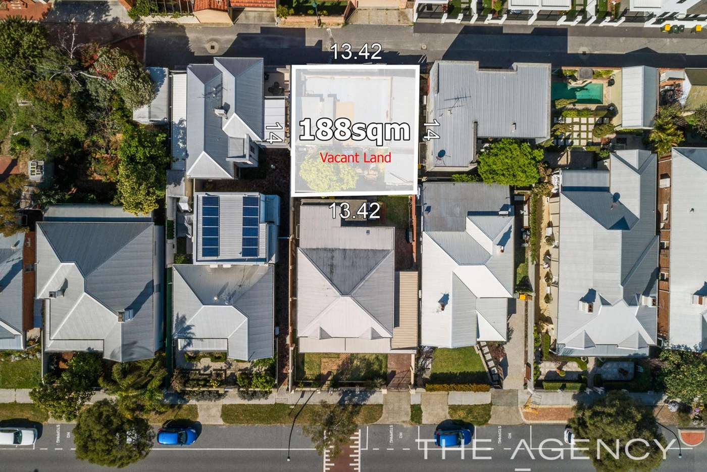 Main view of Homely residentialLand listing, 39A Harold Street, Mount Lawley WA 6050