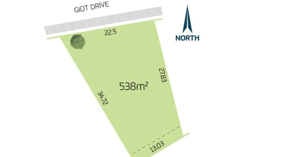LOT 15 Giot Drive