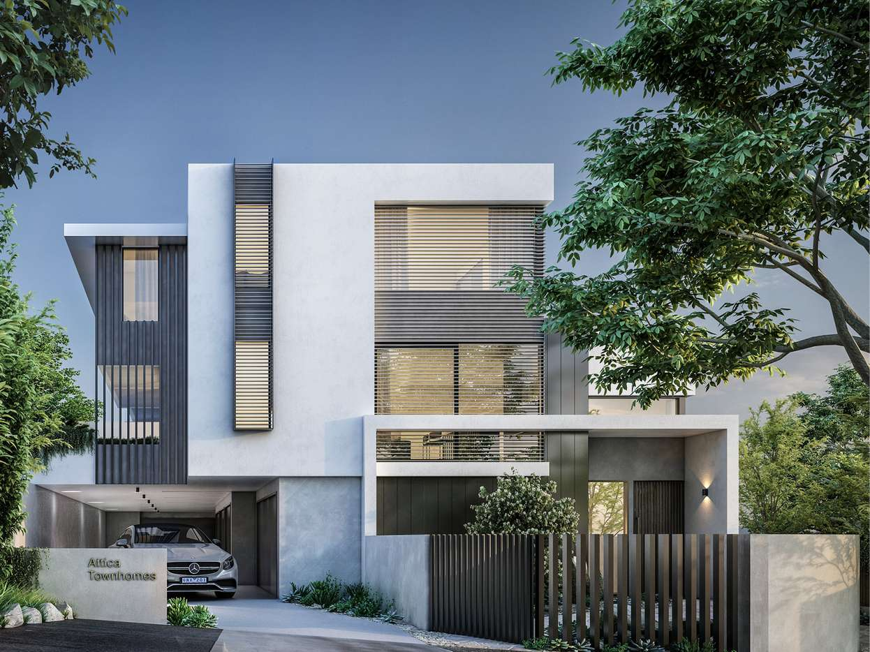 Main view of Homely townhouse listing, 6/47 Lansdowne Road, St Kilda East, VIC 3183