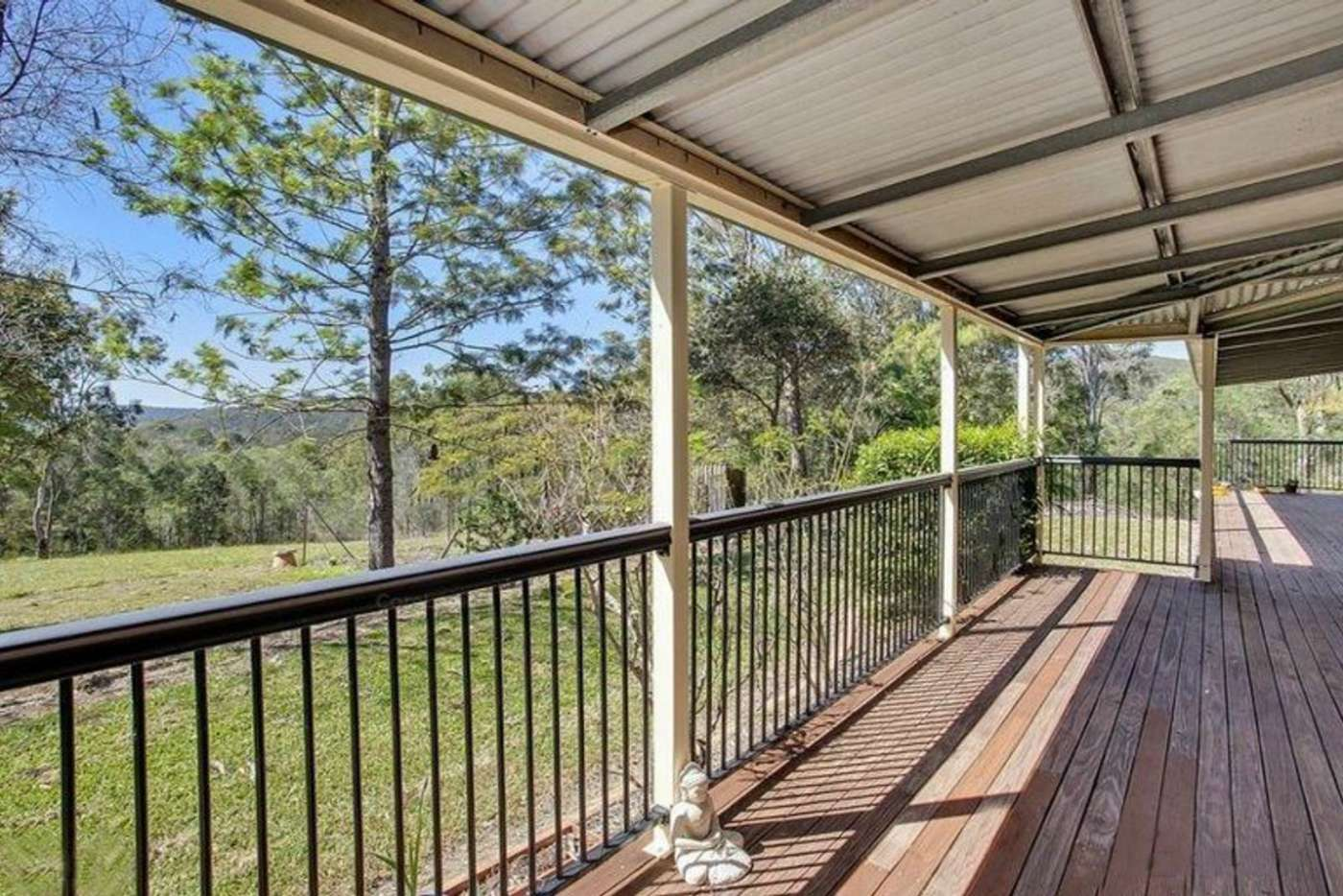 Main view of Homely acreageSemiRural listing, 104 Heritage Drive, Clagiraba QLD 4211