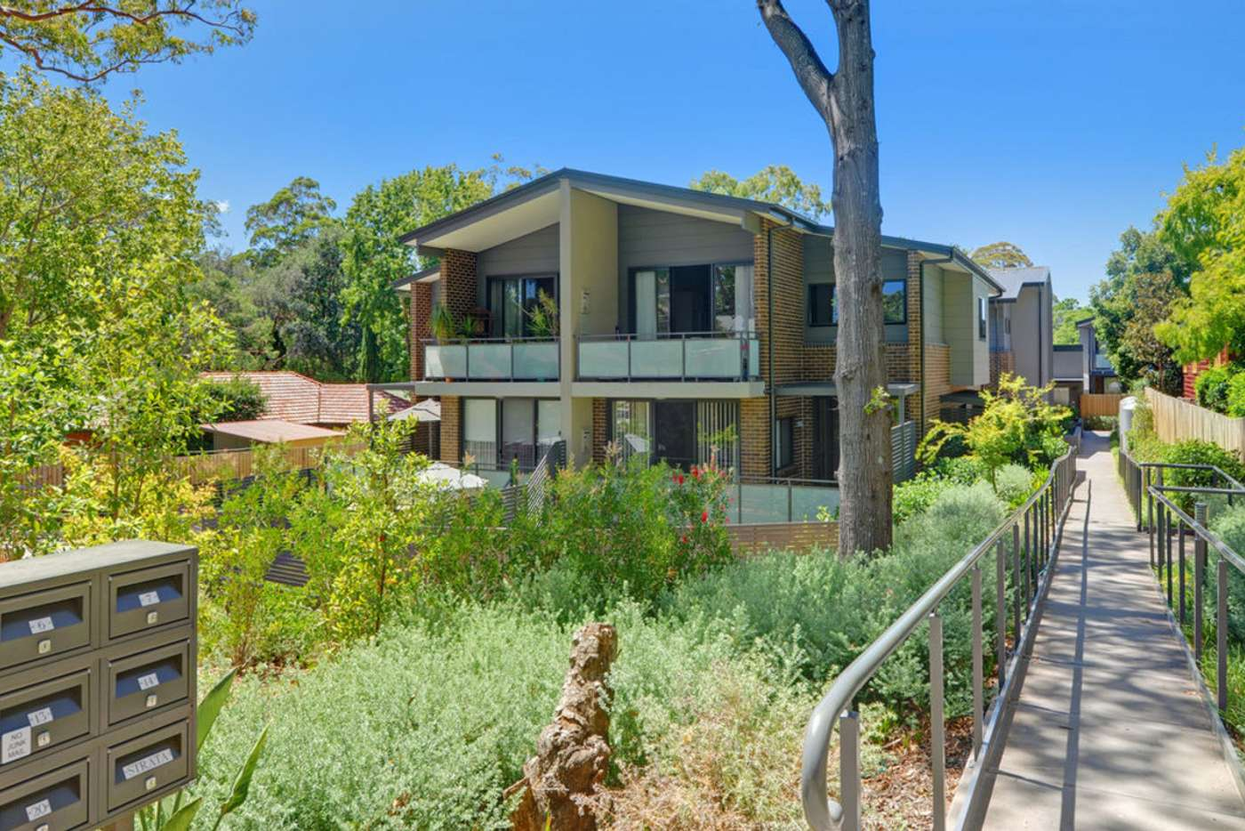 Main view of Homely unit listing, 3/16-18 Werona Street, Pennant Hills NSW 2120