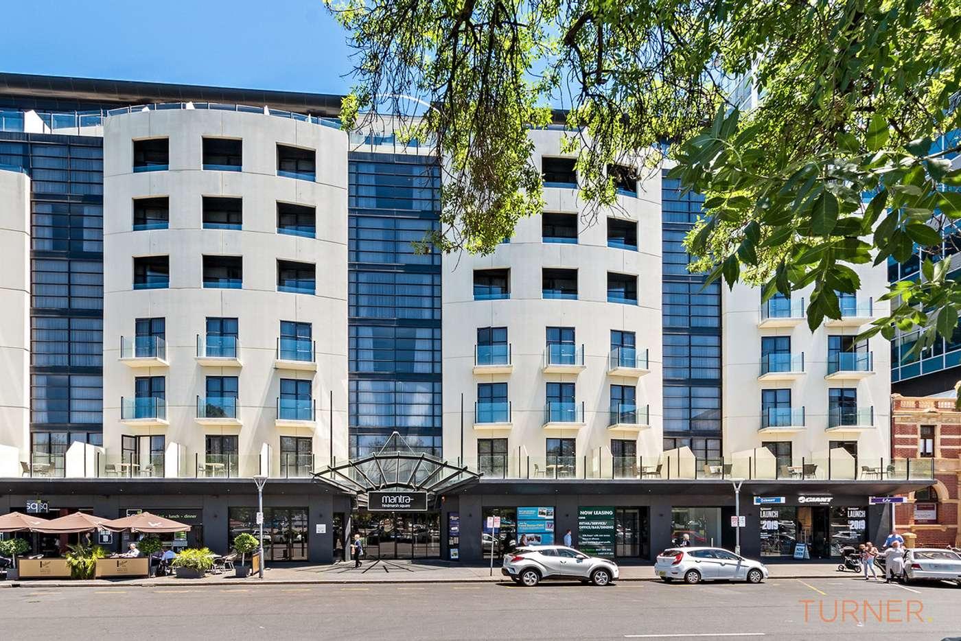 Main view of Homely apartment listing, 410/61 Hindmarsh Square, Adelaide SA 5000
