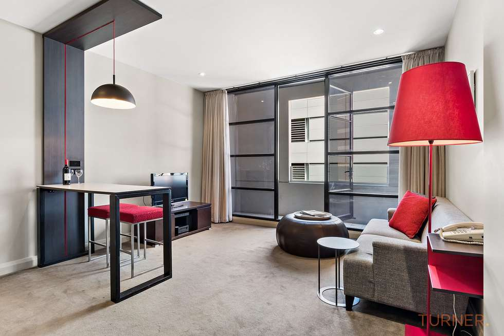 Second view of Homely apartment listing, 410/61 Hindmarsh Square, Adelaide SA 5000