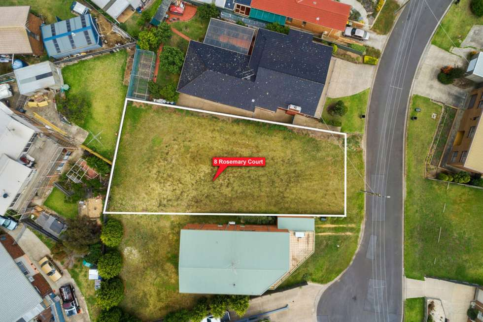Second view of Homely residentialLand listing, 8 Rosemary Court, Portarlington VIC 3223