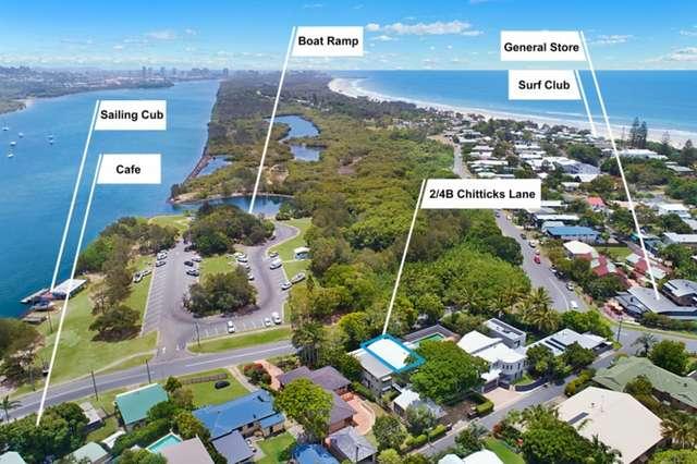 2/4B Chitticks Lane, Fingal Head NSW 2487