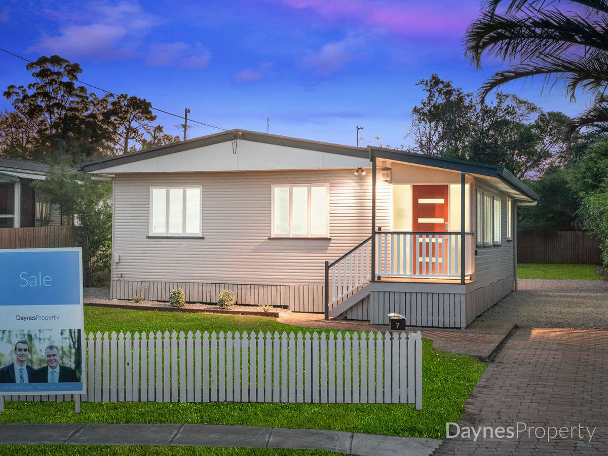Main view of Homely house listing, 7 Oswin Street, Acacia Ridge, QLD 4110