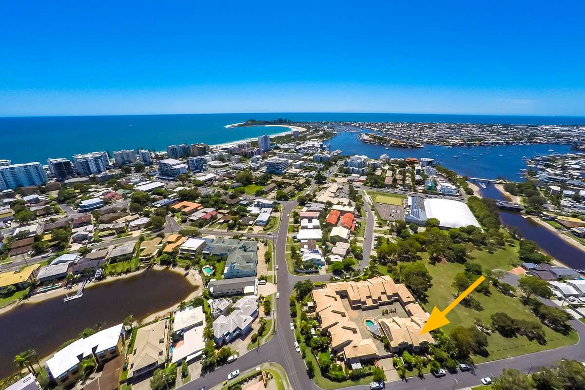 Main view of Homely townhouse listing, 20/29-31 Tarcoola Avenue, Mooloolaba, QLD 4557