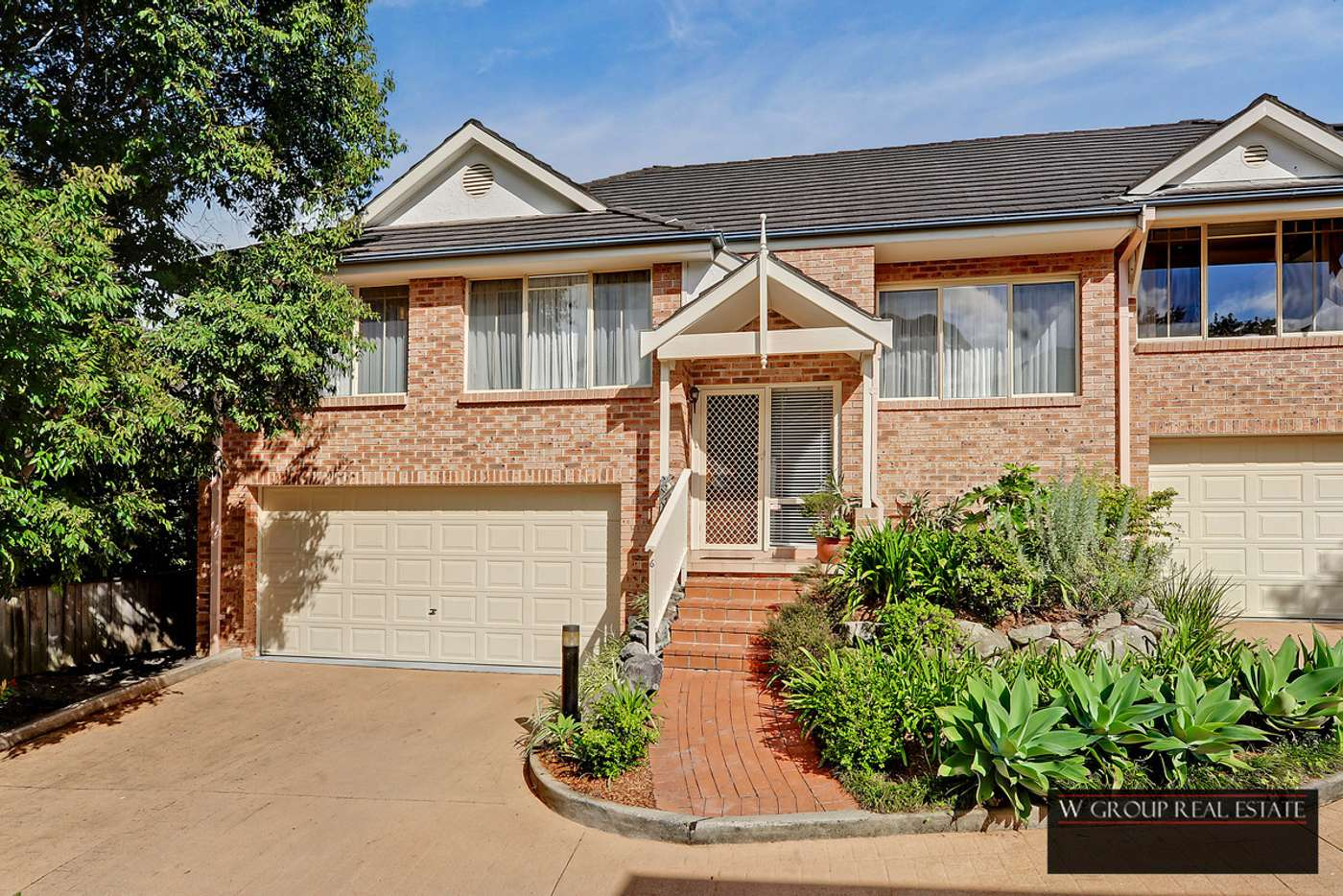Main view of Homely townhouse listing, 6/10-10A Albion Street, Pennant Hills NSW 2120