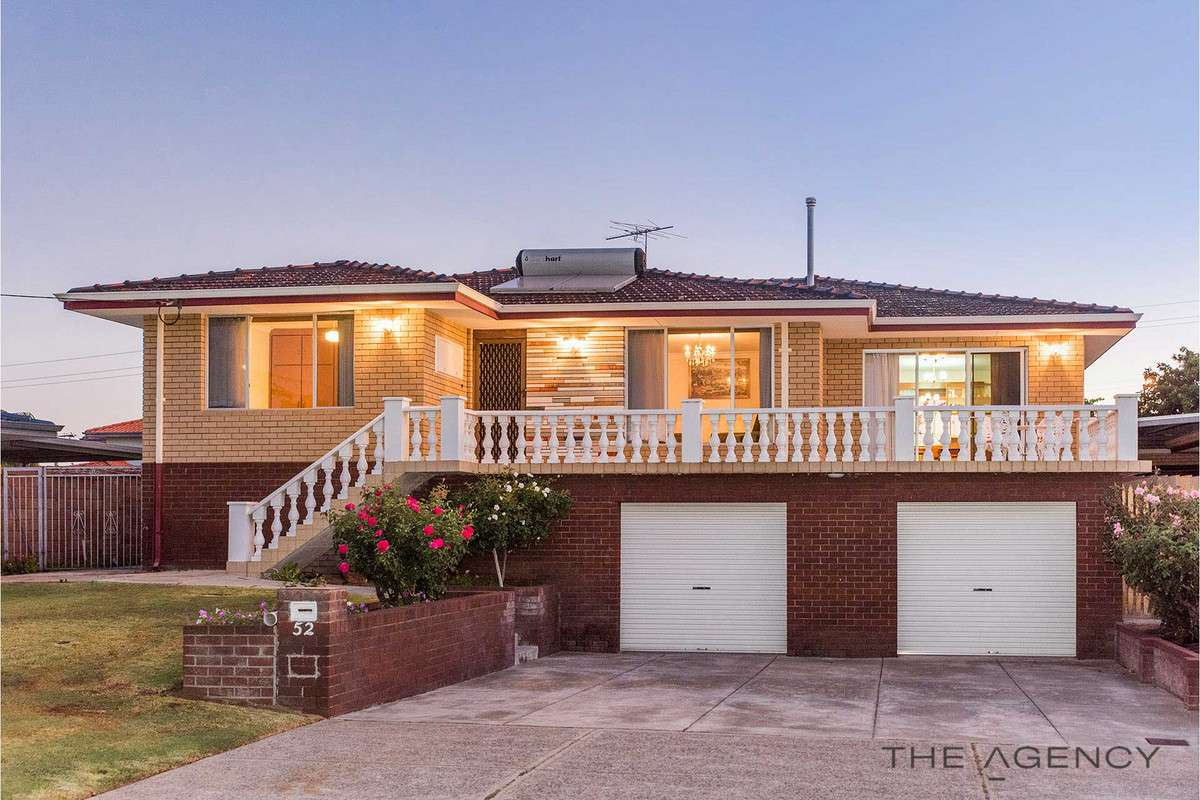 Main view of Homely house listing, 52 Kexby Street, Balcatta, WA 6021