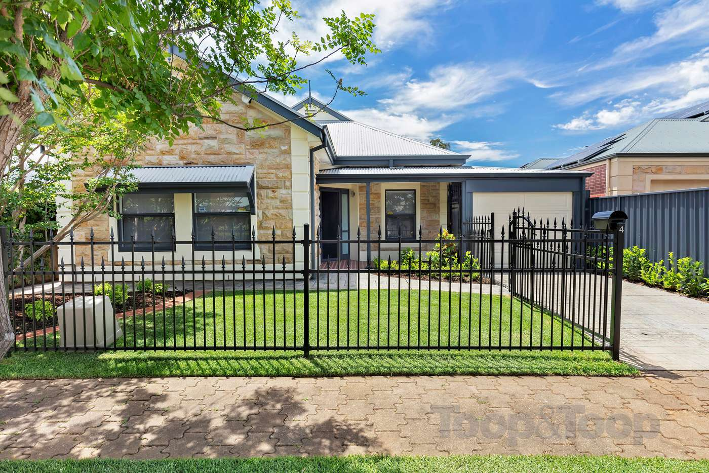 Main view of Homely house listing, 4 Wellesley Avenue, Evandale SA 5069