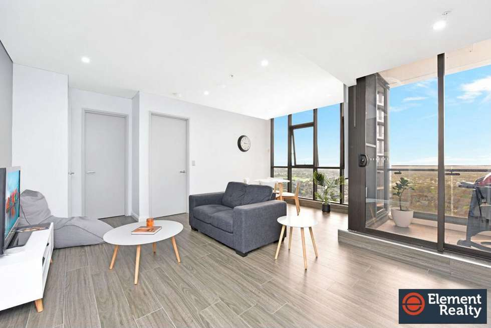 Second view of Homely apartment listing, 2704/330 Church Street, Parramatta NSW 2150