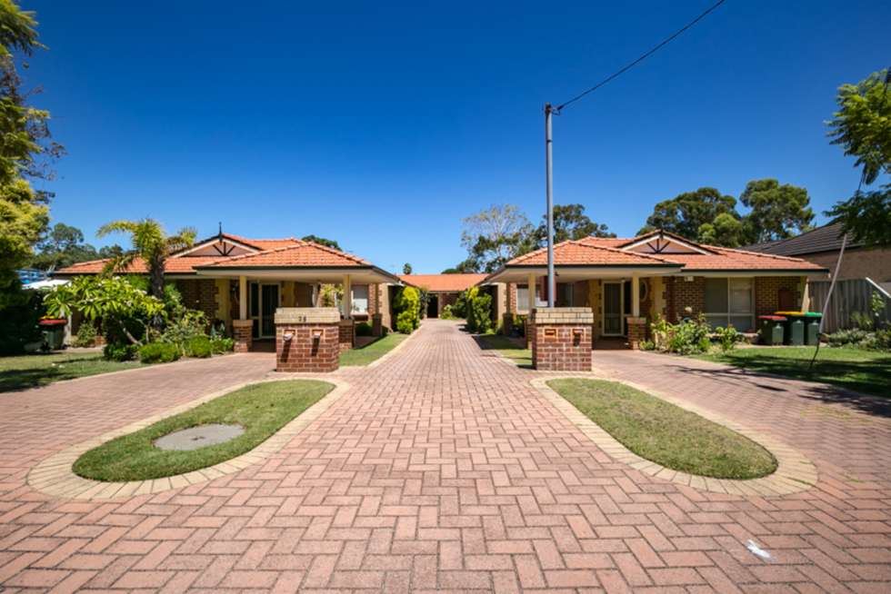 Second view of Homely house listing, 2/39 Browning Street, Yokine WA 6060
