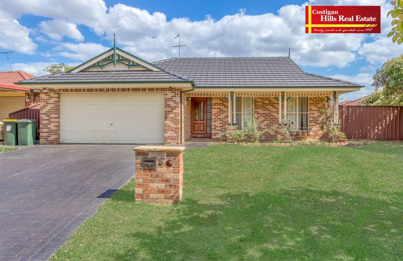 Main view of Homely house listing, 8 Bellbird Court, Quakers Hill, NSW 2763