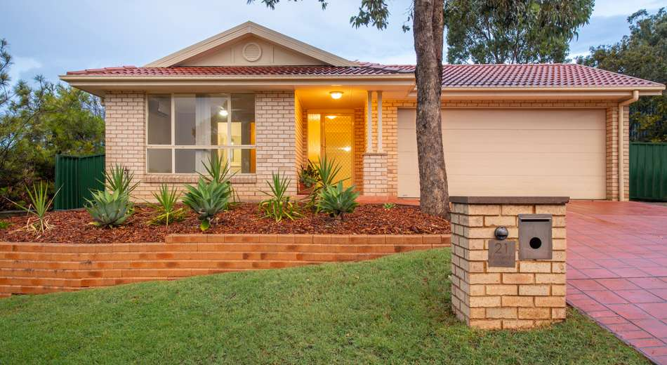 21 Bloodwood Road