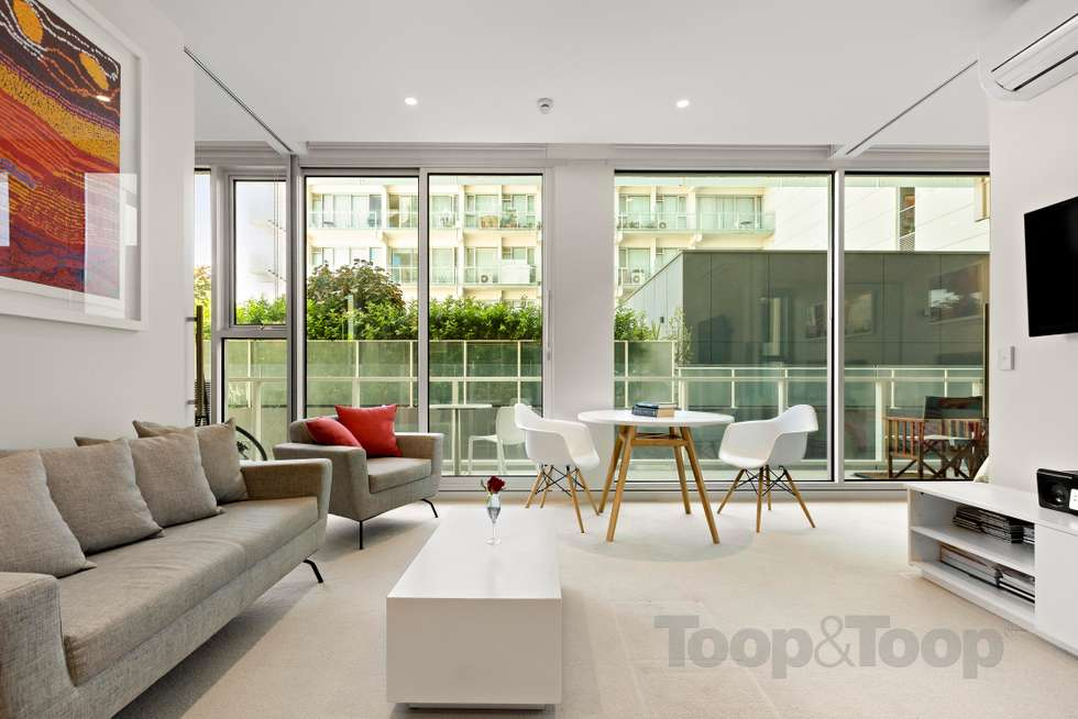 Third view of Homely apartment listing, 215/33 Warwick Street, Walkerville SA 5081