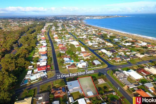 22 Orion Road, Silver Sands WA 6210