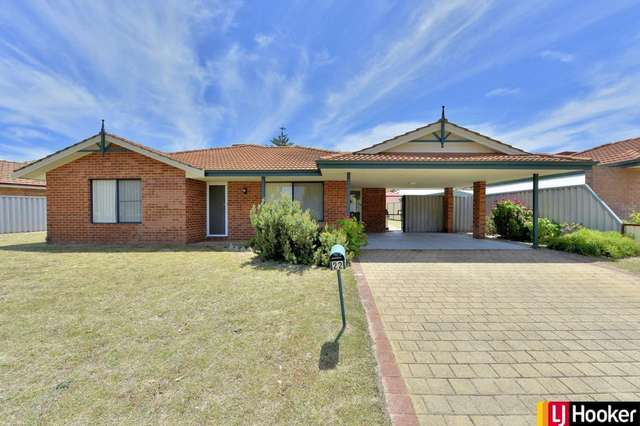 22 Garonne Turn, Port Kennedy WA 6172