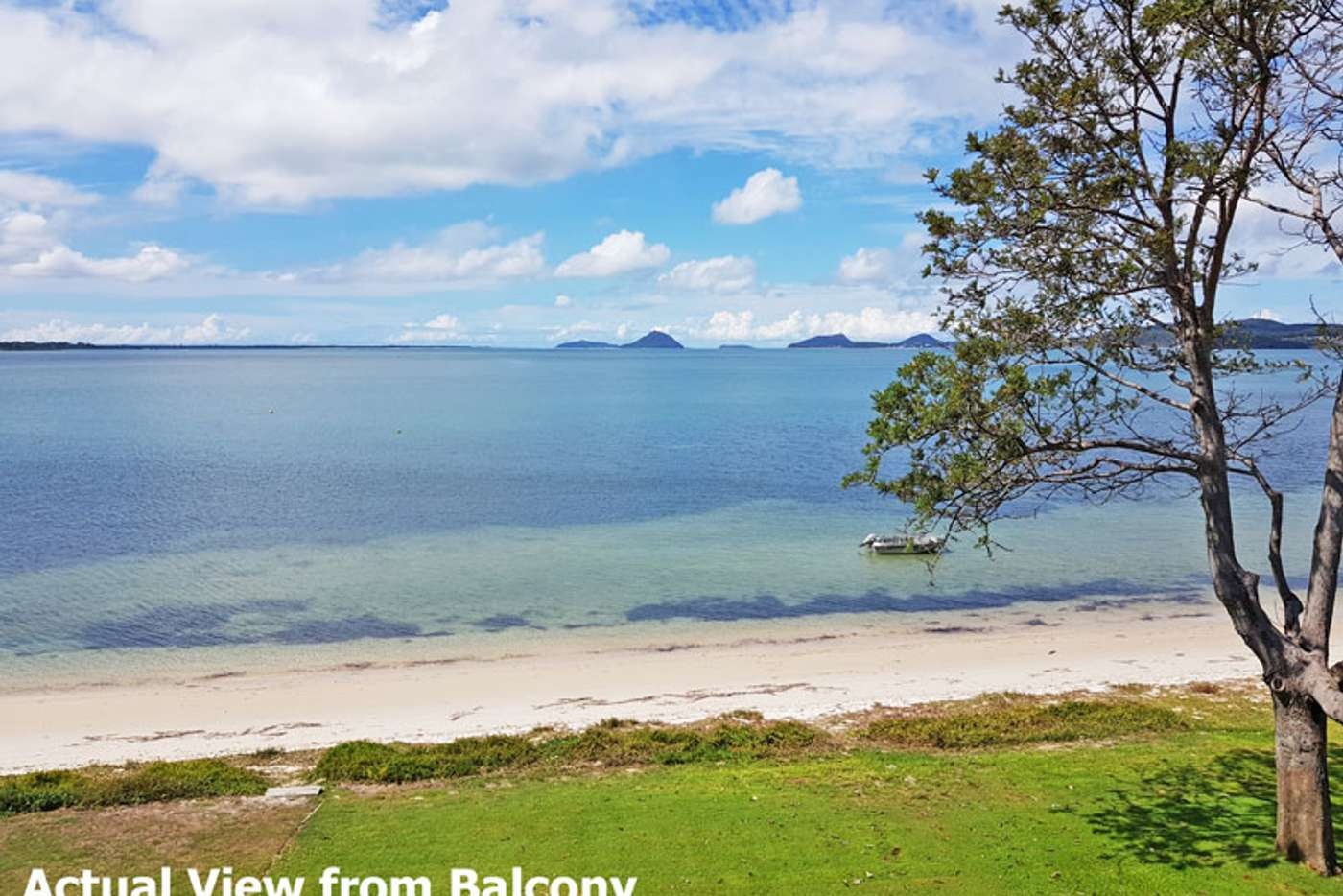 Main view of Homely apartment listing, 5/33 Soldiers Point Road, Soldiers Point NSW 2317