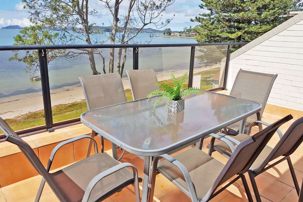 Third view of Homely apartment listing, 5/33 Soldiers Point Road, Soldiers Point NSW 2317