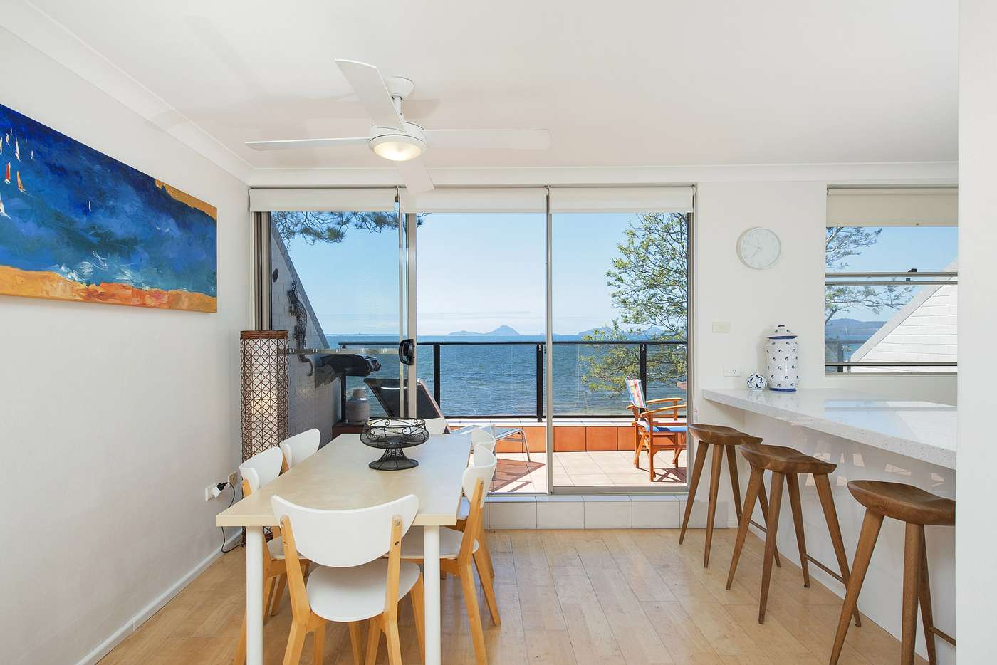Sixth view of Homely apartment listing, 5/33 Soldiers Point Road, Soldiers Point NSW 2317