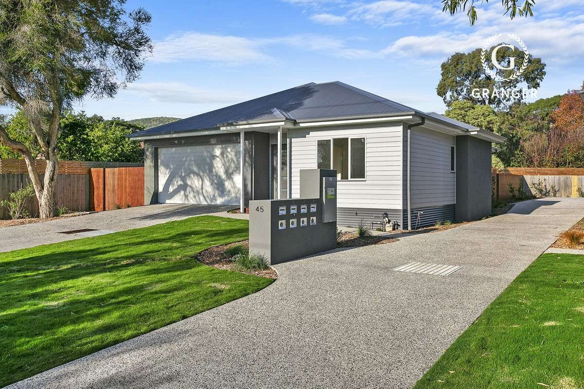 Main view of Homely townhouse listing, 4/45 Armstrong Road, Mccrae, VIC 3938