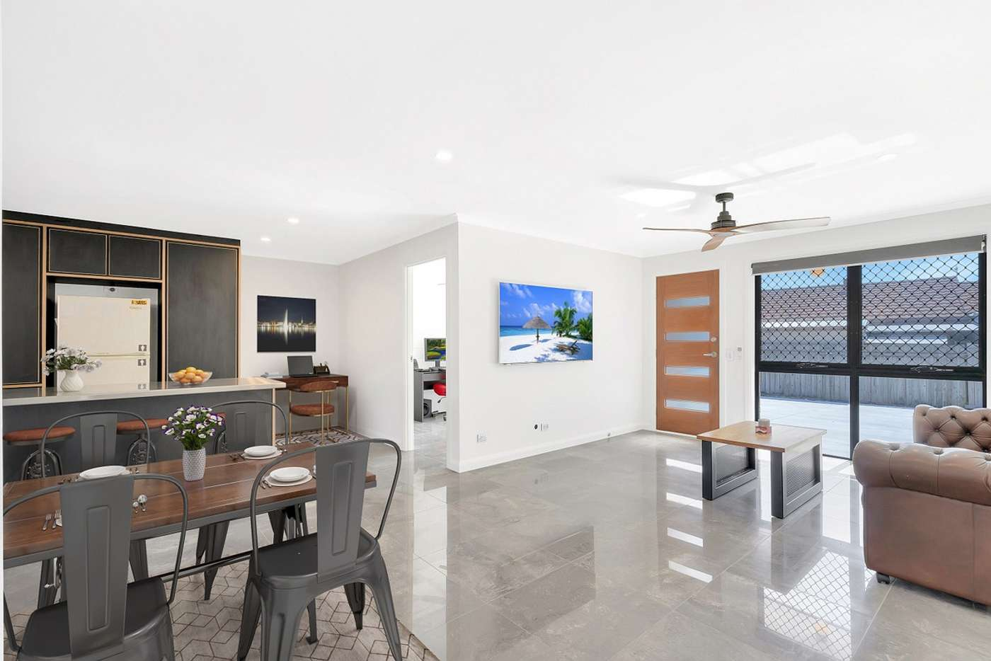 Main view of Homely semiDetached listing, 2/47 Alexander Drive, Highland Park QLD 4211