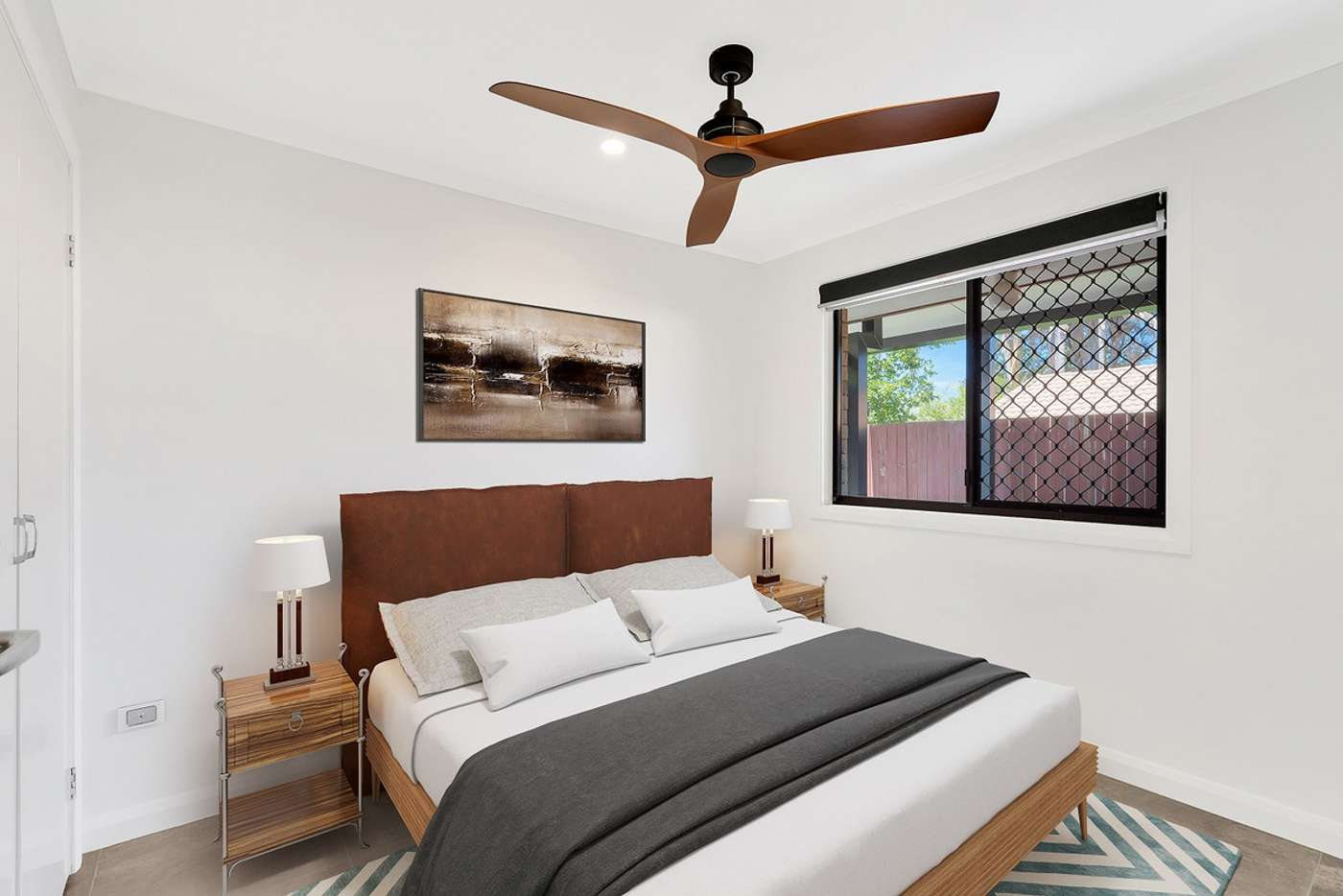 Sixth view of Homely semiDetached listing, 2/47 Alexander Drive, Highland Park QLD 4211