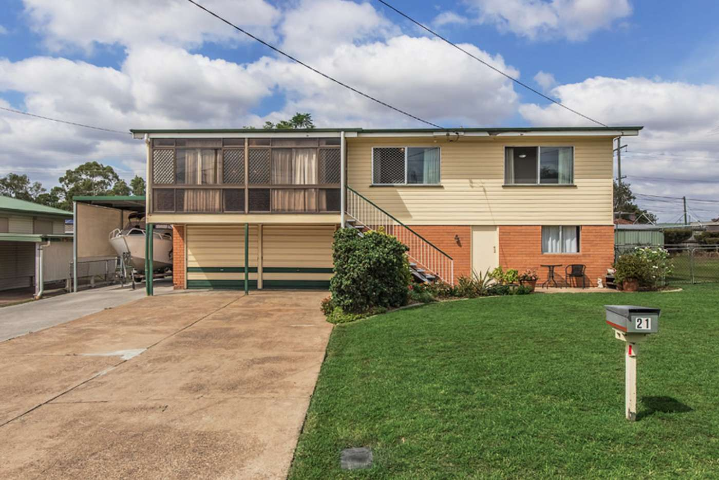 Main view of Homely house listing, 21 Trudy Street, Raceview QLD 4305