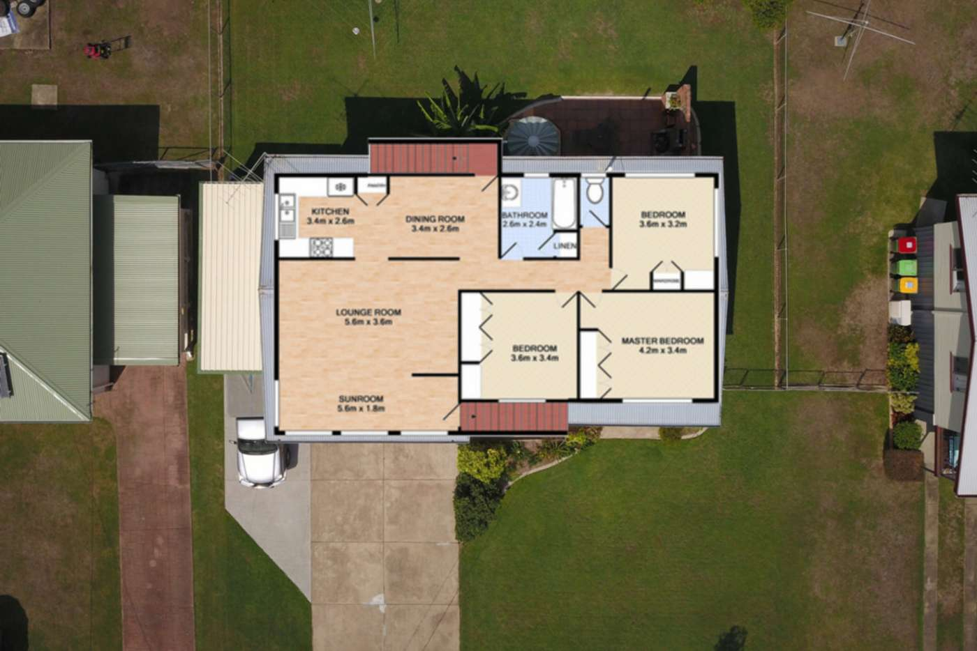 Sixth view of Homely house listing, 21 Trudy Street, Raceview QLD 4305