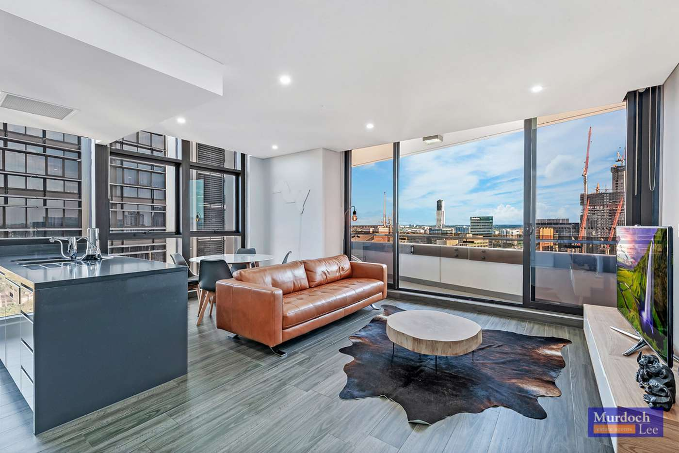 Main view of Homely unit listing, 2205/330 Church Street, Parramatta NSW 2150