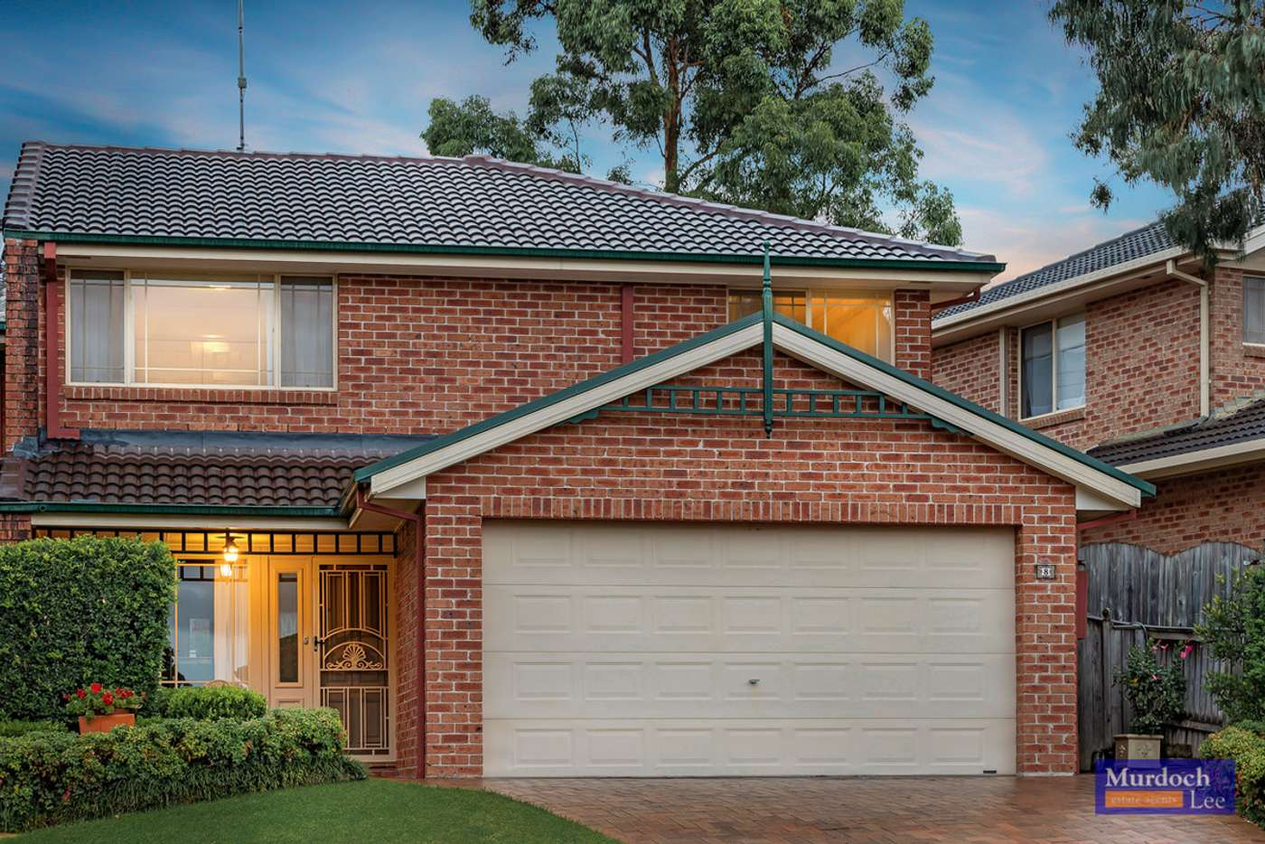 Main view of Homely semiDetached listing, 8 Patu Place, Cherrybrook NSW 2126