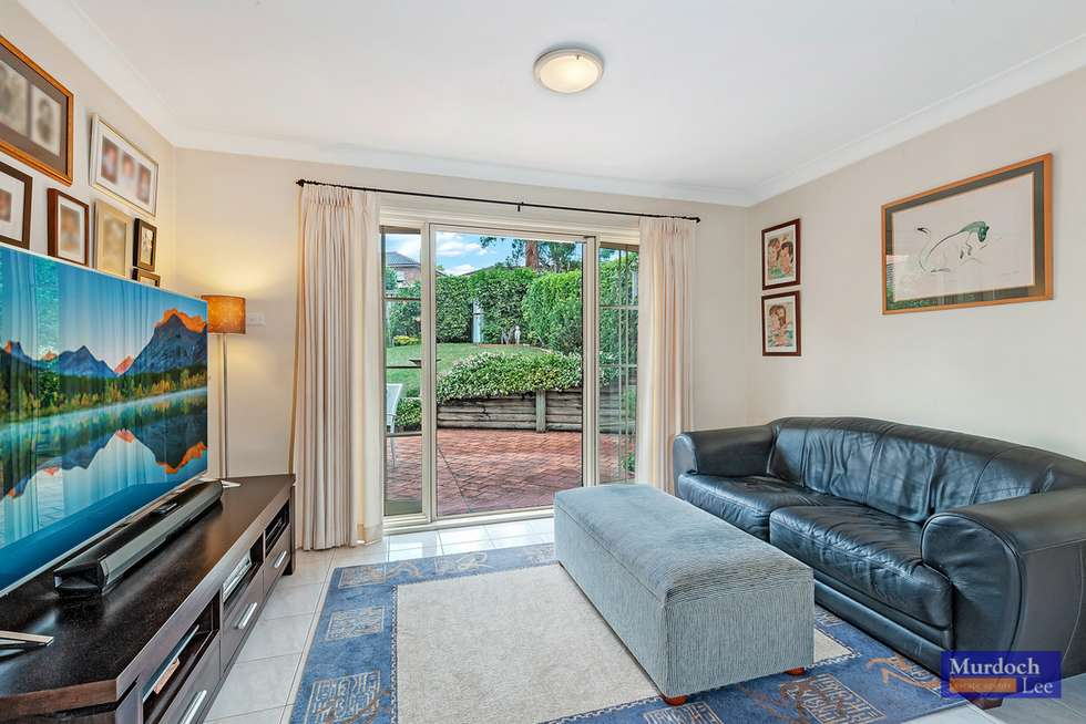 Second view of Homely semiDetached listing, 8 Patu Place, Cherrybrook NSW 2126