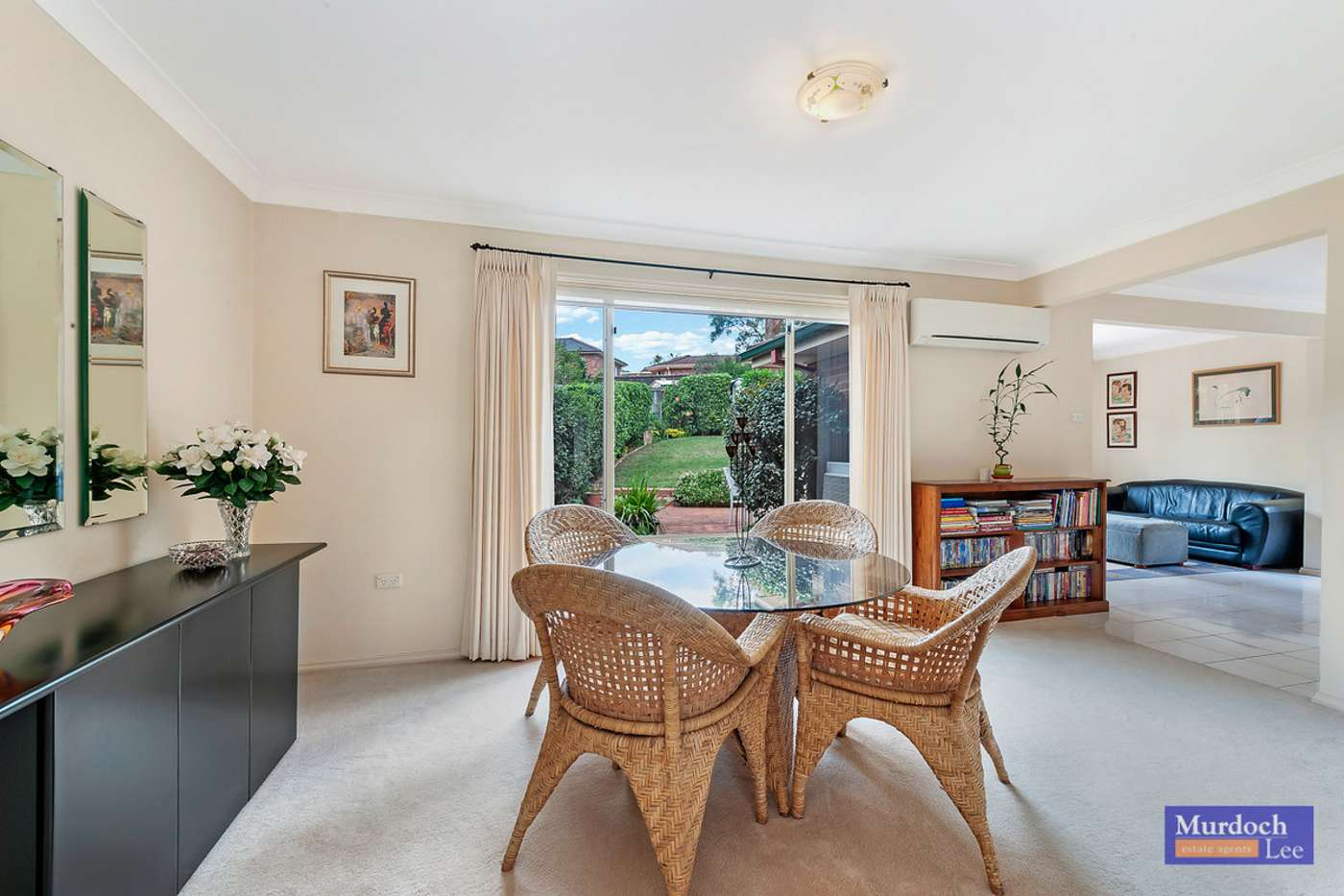 Sixth view of Homely semiDetached listing, 8 Patu Place, Cherrybrook NSW 2126