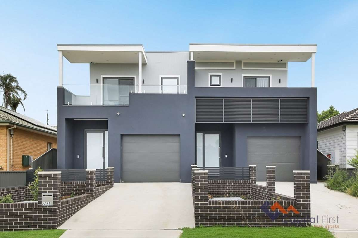 Main view of Homely house listing, 1/23 Otto Street, Merrylands, NSW 2160