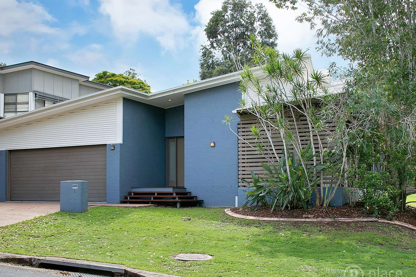 Main view of Homely house listing, 1 Lomandra Place, Chapel Hill QLD 4069