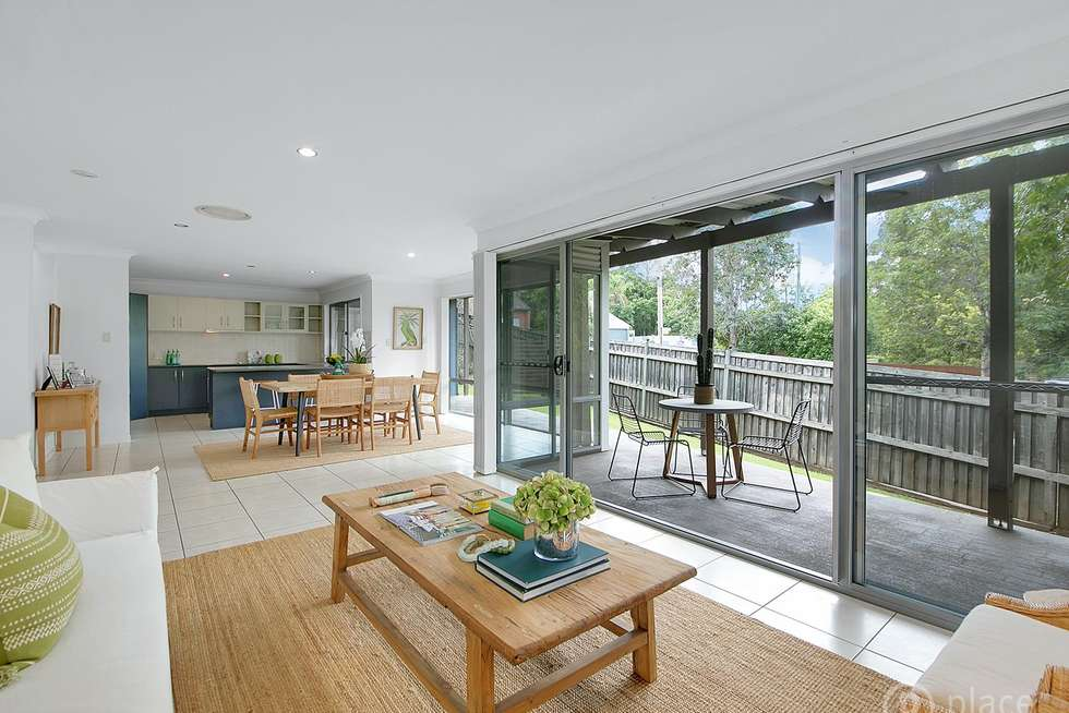 Second view of Homely house listing, 1 Lomandra Place, Chapel Hill QLD 4069