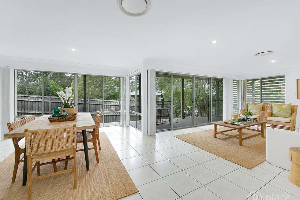Fourth view of Homely house listing, 1 Lomandra Place, Chapel Hill QLD 4069