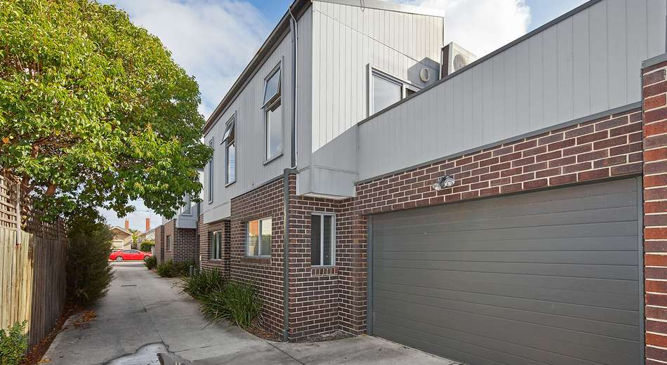 2/27 Gordon Street, Footscray VIC 3011