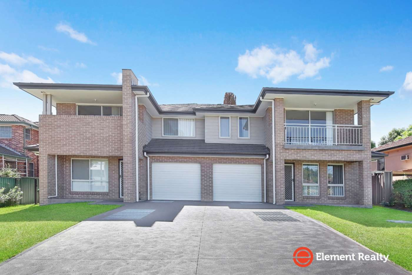 Main view of Homely semiDetached listing, 15 Woodward Street, Ermington NSW 2115