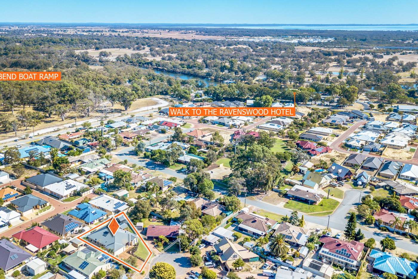 Sixth view of Homely house listing, 11 Hayes Court, Ravenswood WA 6208