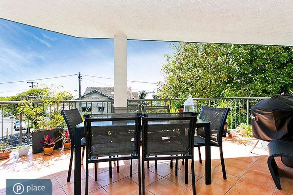 Second view of Homely apartment listing, 3/53 Collins Street, Clayfield QLD 4011