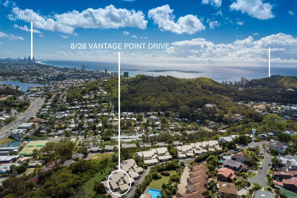 8/28 Vantage Point Drive, Burleigh Heads QLD 4220