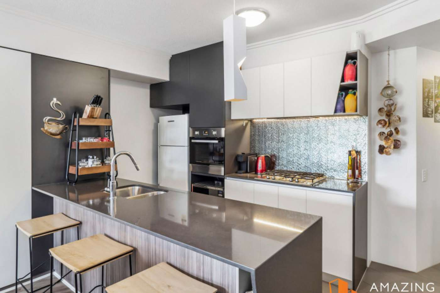 Fifth view of Homely apartment listing, 511/50 Connor Street, Kangaroo Point QLD 4169