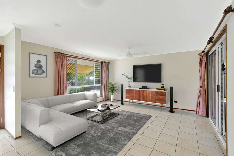 Second view of Homely house listing, 11 Kenneth Drive, Highland Park QLD 4211