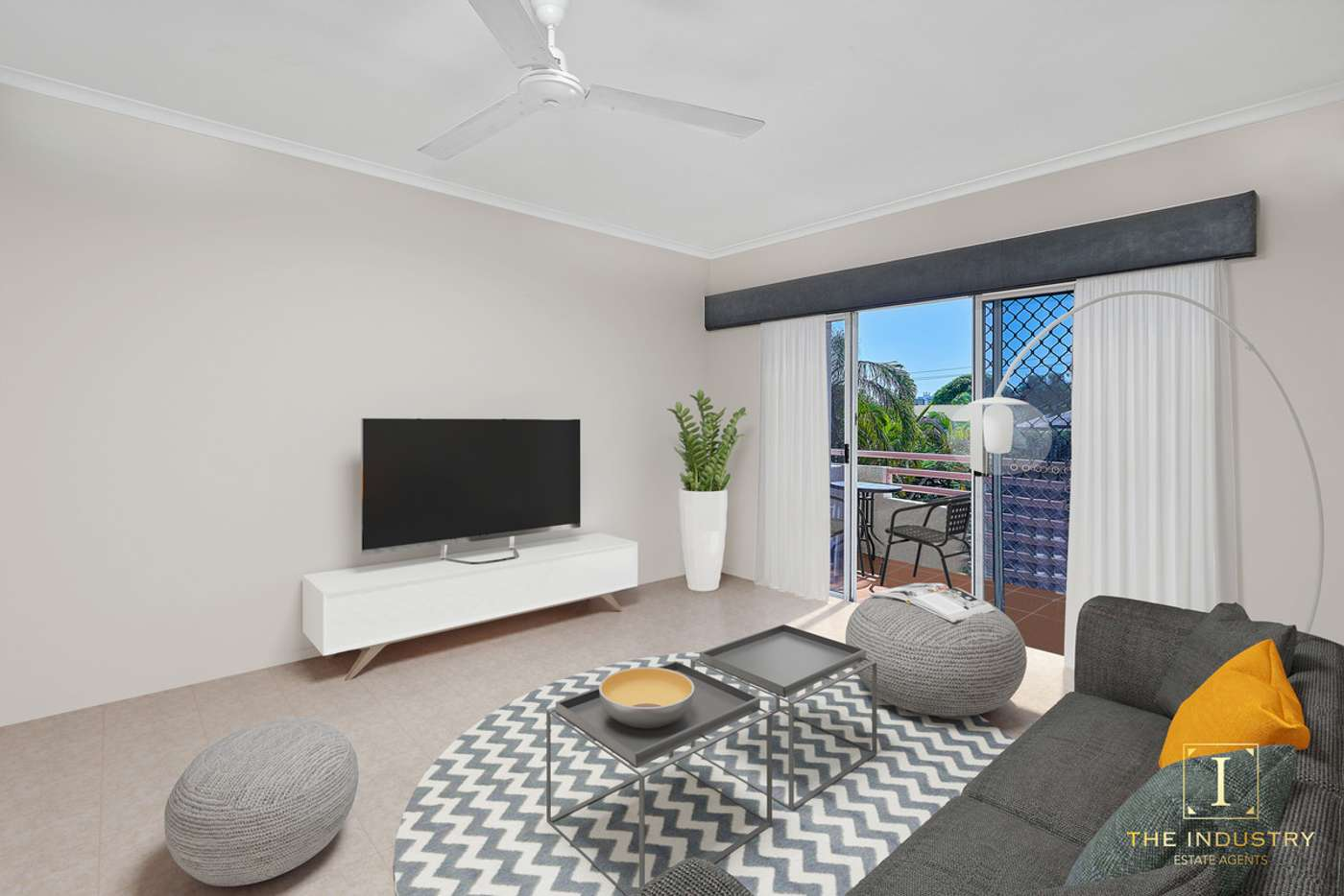 Main view of Homely apartment listing, 13/17-21 Martyn Street, Parramatta Park QLD 4870