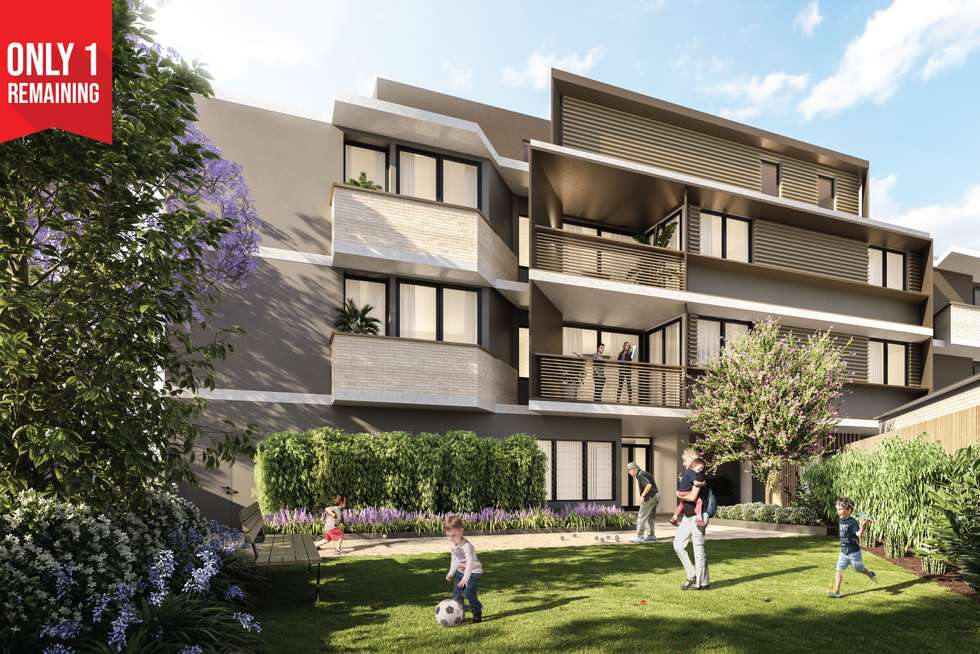 Second view of Homely apartment listing, 21-39 Alma Road, New Lambton NSW 2305
