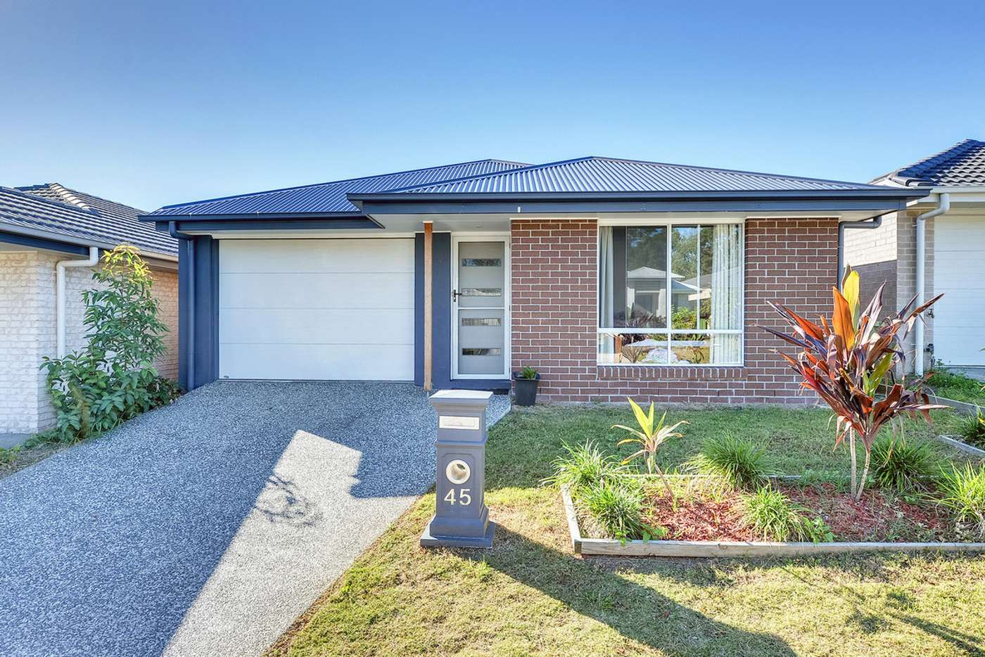 Main view of Homely house listing, 45 Orb Street, Yarrabilba QLD 4207