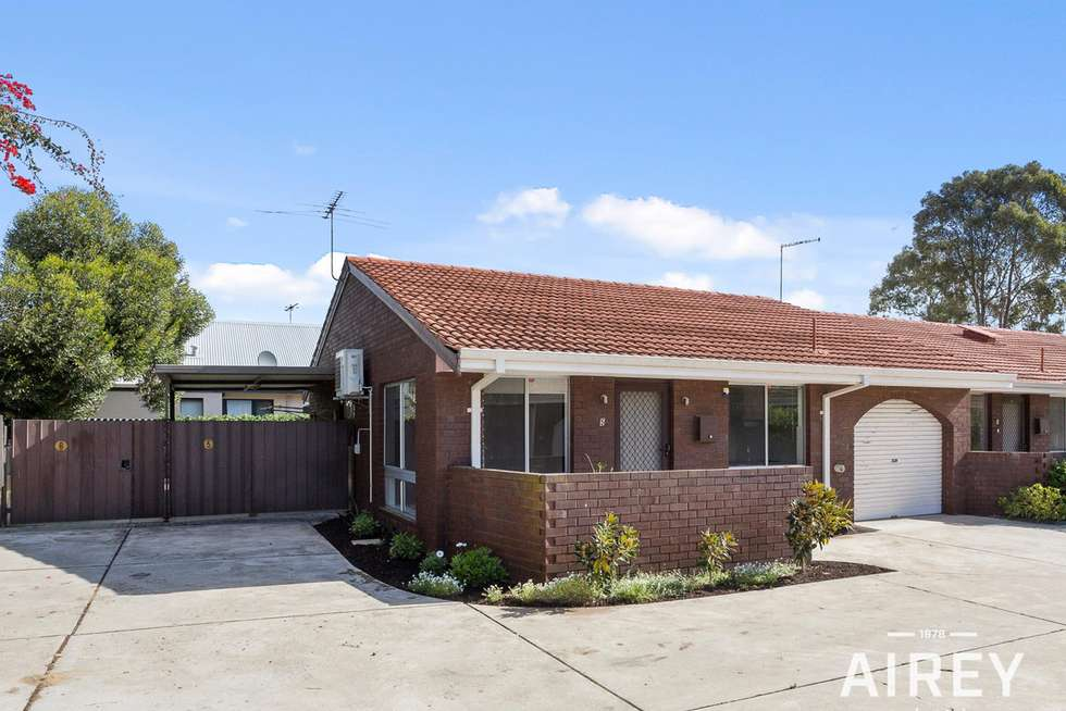 Second view of Homely unit listing, 5/60 Hammad Street, Palmyra WA 6157